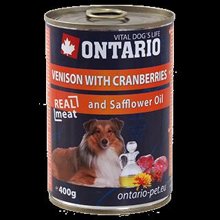 Obrázok pre kategóriu Ontario konzervy pro psy