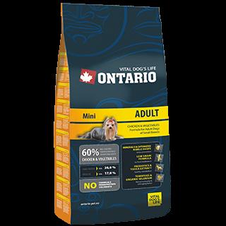 Obrázok pre kategóriu Ontario suché krmivo pro psy