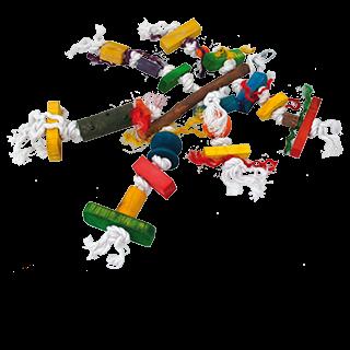 Obrázok pre kategóriu hračky pro ptáky