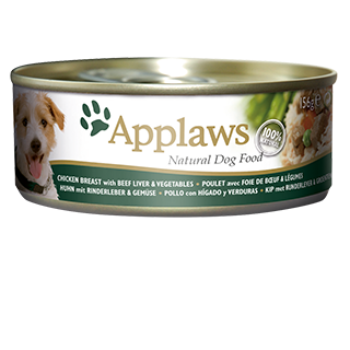 Obrázok pre kategóriu Applaws konzervy pro psy