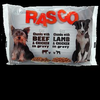 Obrázok pre kategóriu Rasco Dog kapsičky