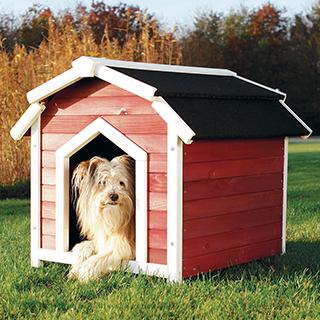 Obrázok pre kategóriu Trixie dřevěné boudy