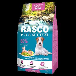 Obrázok pre kategóriu Rasco Dog suché krmivo