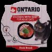 Kalíšek ONTARIO Fresh Brunch Chicken with Beef 80g