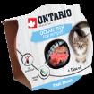 Kalíšek ONTARIO Fresh Brunch Kitten Ocean Fish 80g