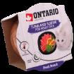 Kalíšek ONTARIO Fresh Brunch Tuna & Surimi 80g