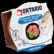 Kalíšek ONTARIO Fresh Brunch Tuna & Salmon 80g